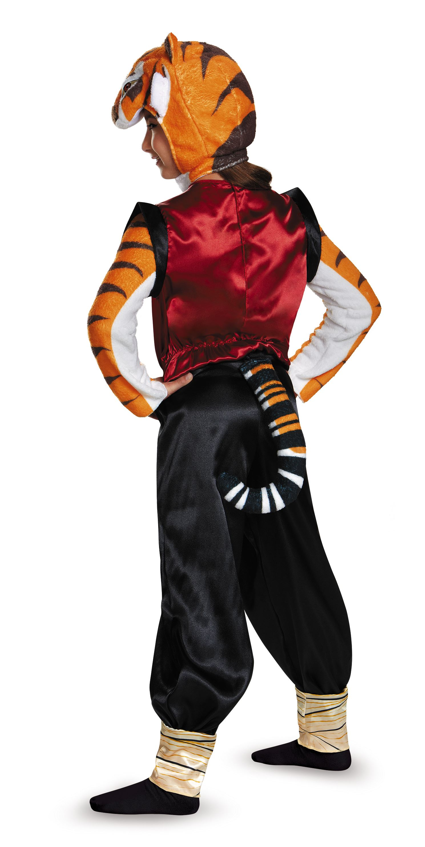 ... Kids Tigress Kung Fu Panda Girls Costume  sc 1 st  The Costume Land & Kids Tigress Kung Fu Panda Girls Costume | $35.99 | The Costume Land