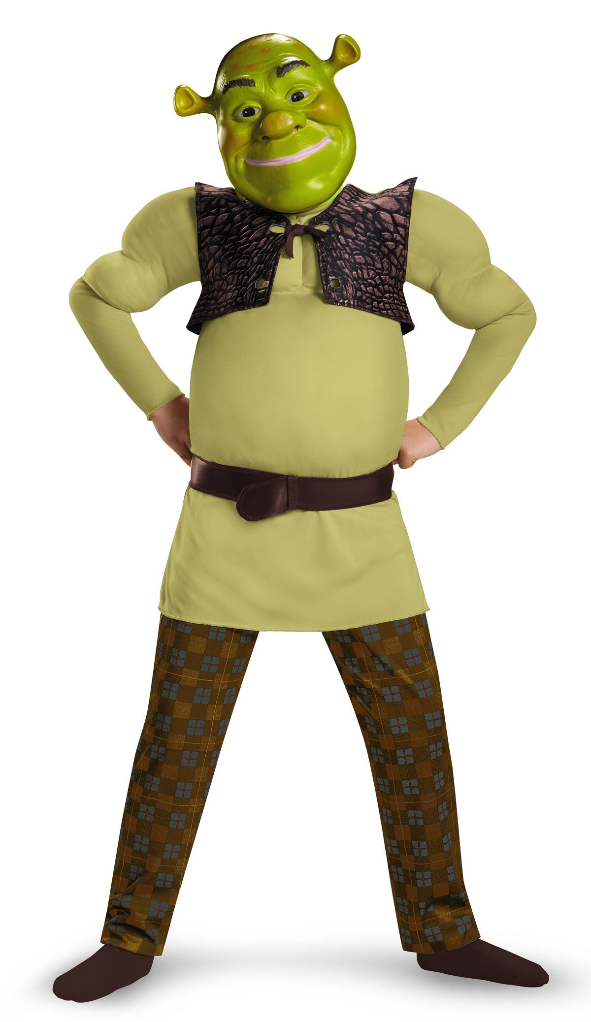 ... kids shrek muscle boys costume ...  sc 1 st  Best Kids Costumes & Shrek Kids Costume - Best Kids Costumes