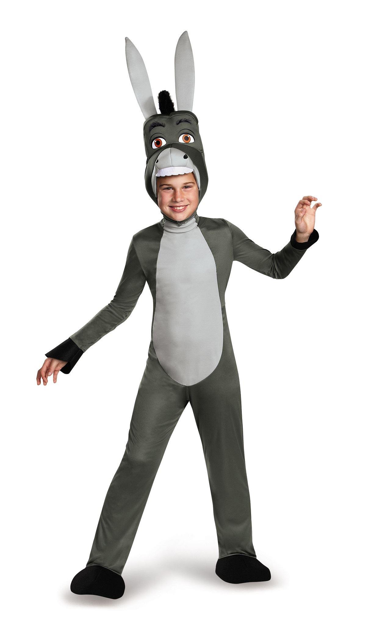 Kids Shrek Donkey Boys Costume | $35.99 | The Costume Land