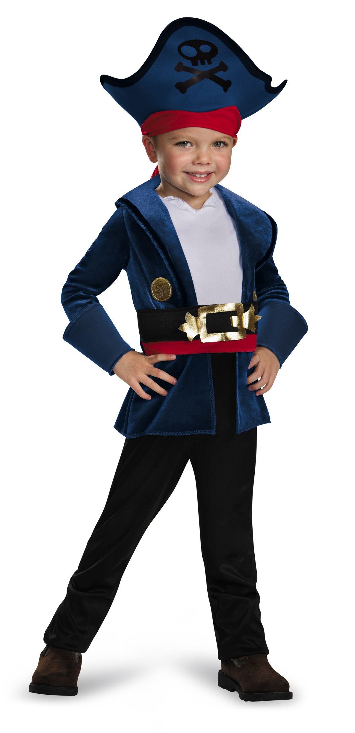 Kids Captain Jake Pirate Boys Costume | $23.99 | The Costume Land