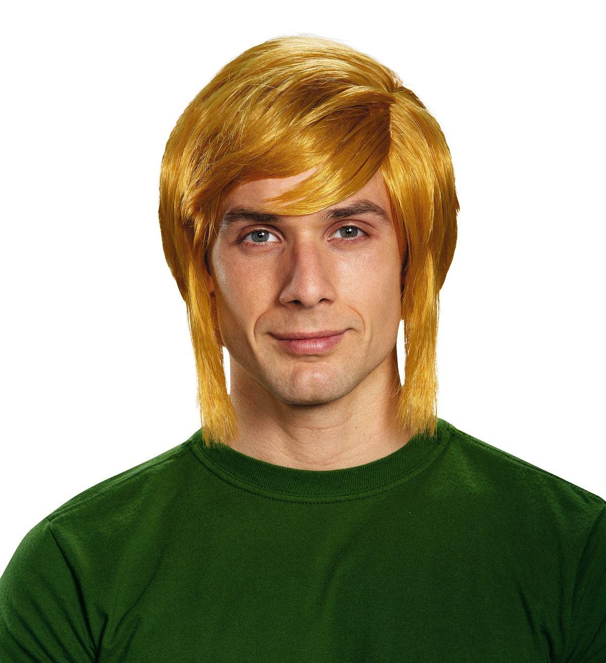 Zelda Link Wig 9