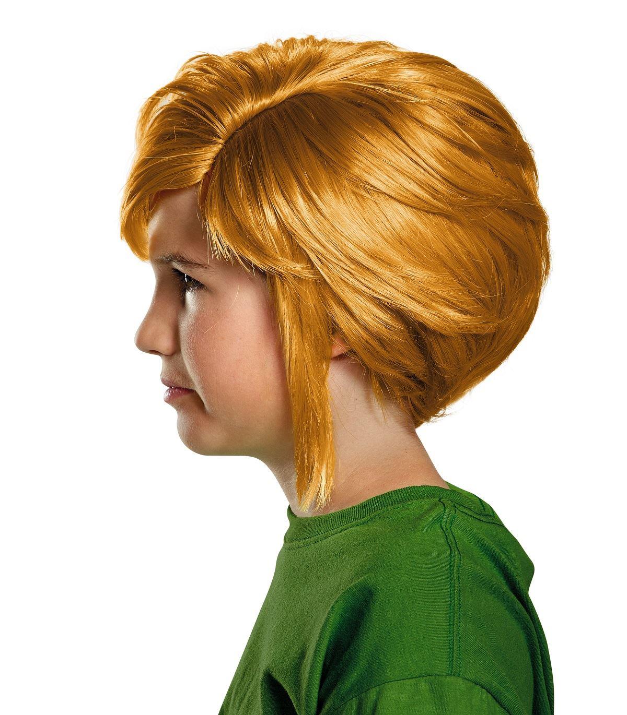 Zelda Link Wig 12