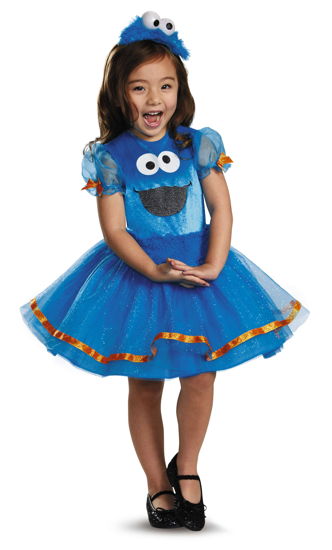 Deluxe Cookie Monster Costume Cookie Monster Deluxe Tutu