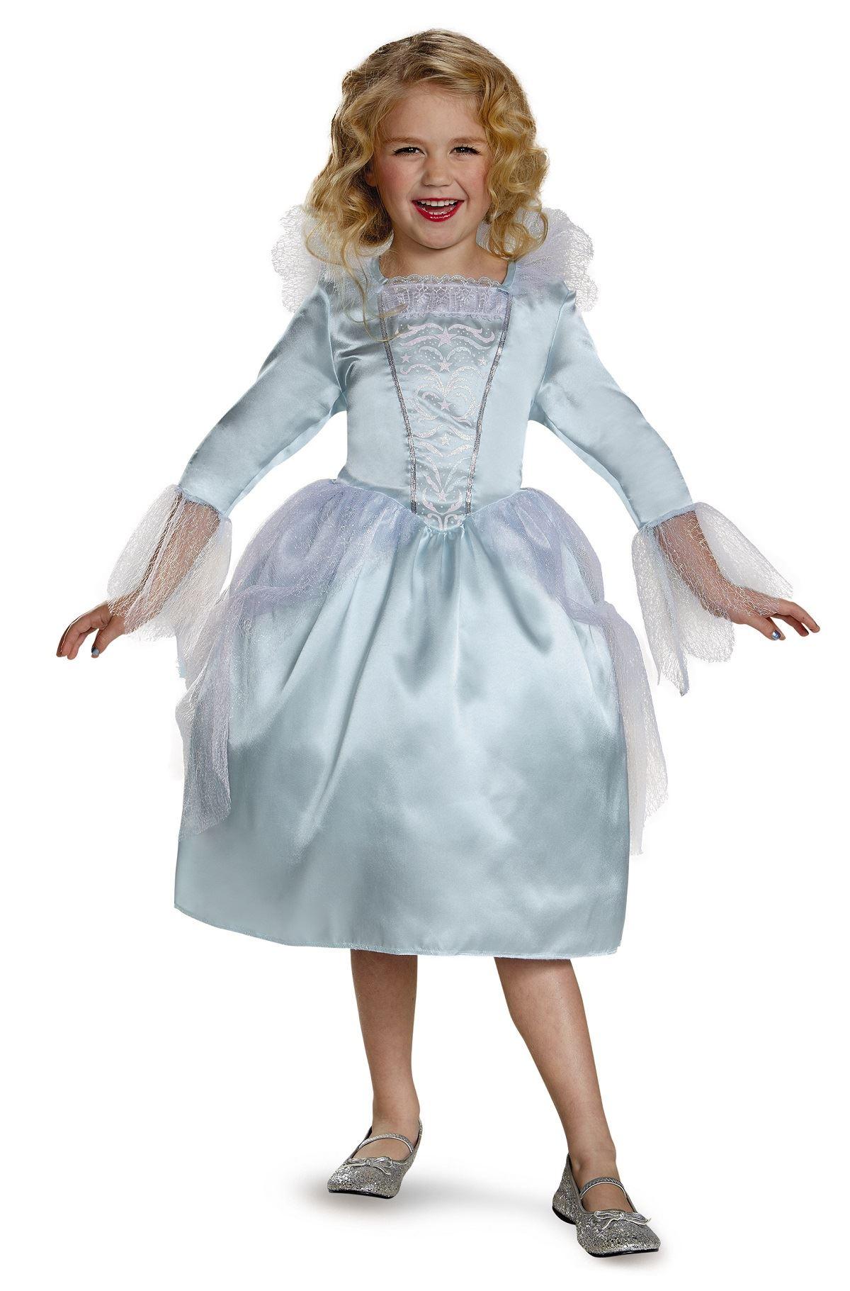 angel halloween costumes girls kids fairy godmother cinderella movie girls costume 26 99