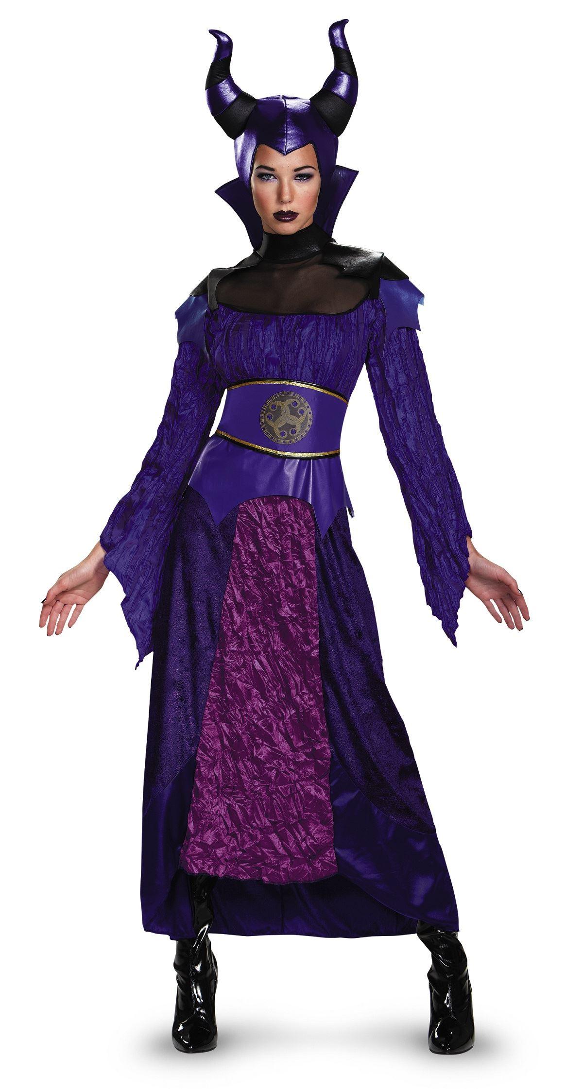 Adult Maleficent Disney Descendants Woman Costume | $48.99 | The ...