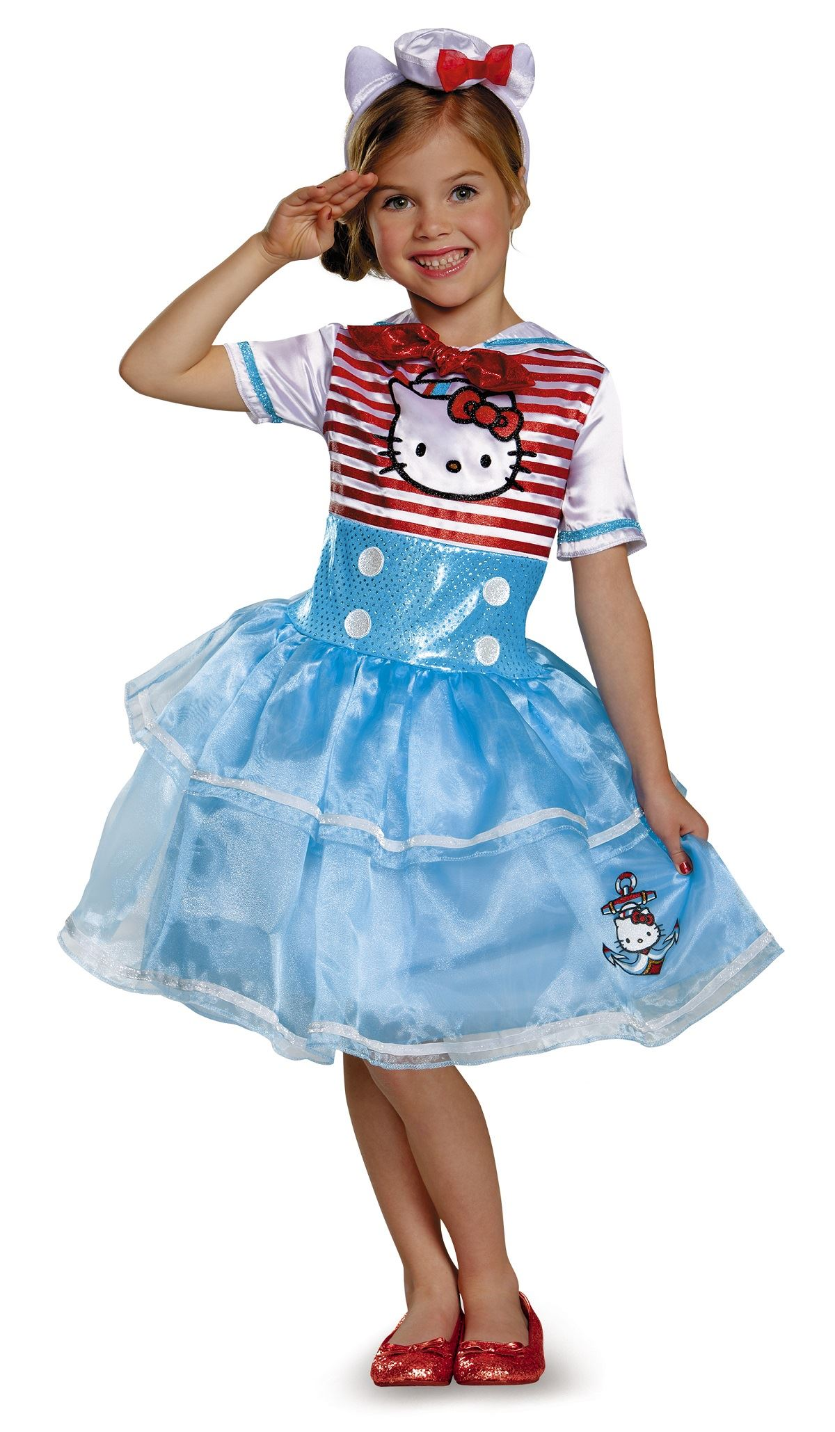 Girls Hello Kitty Watch