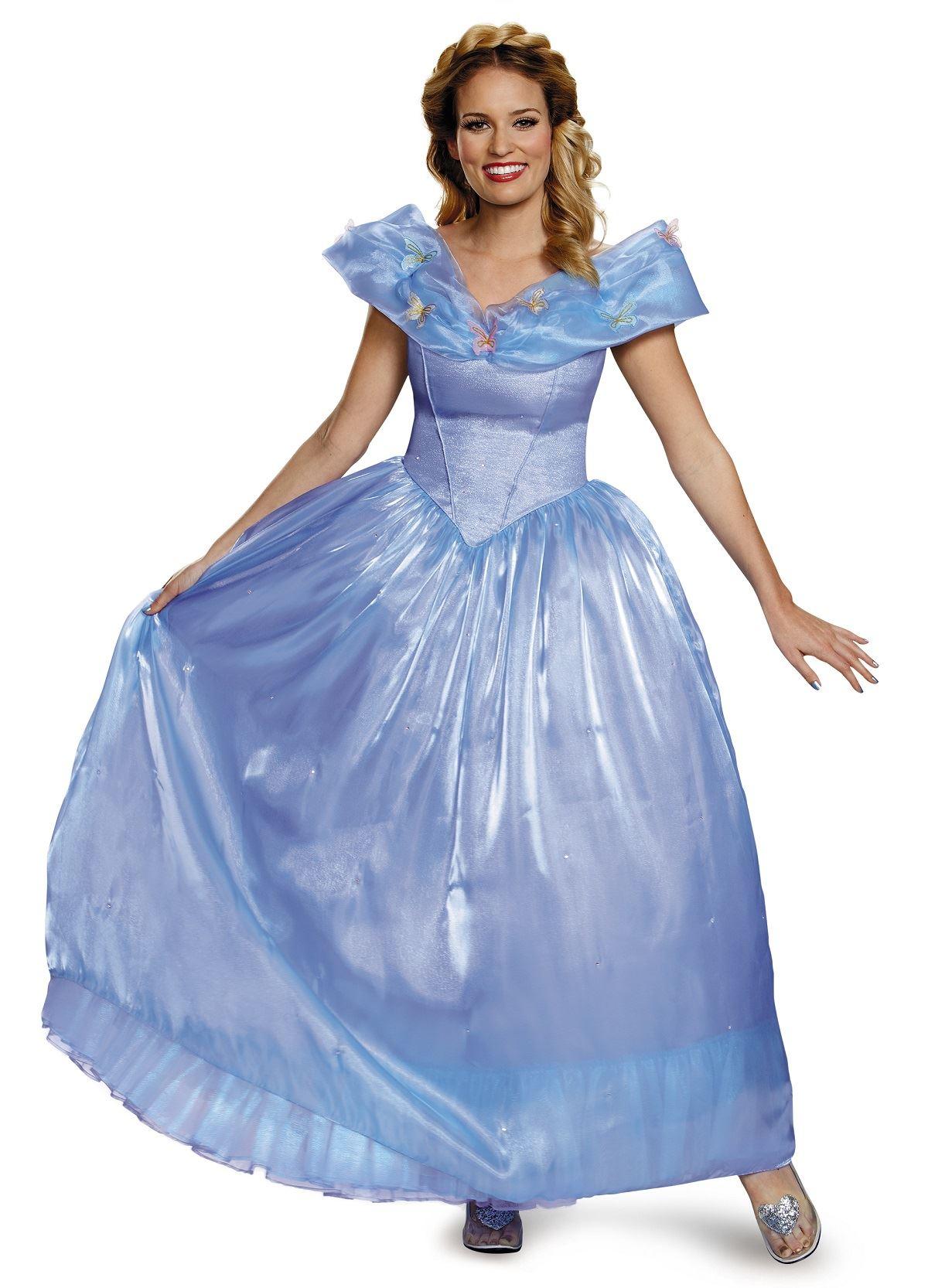 adult cinderella costume prestige