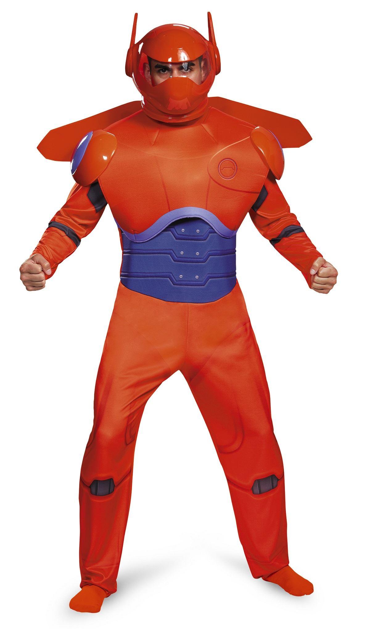 Baymax Costume Kids