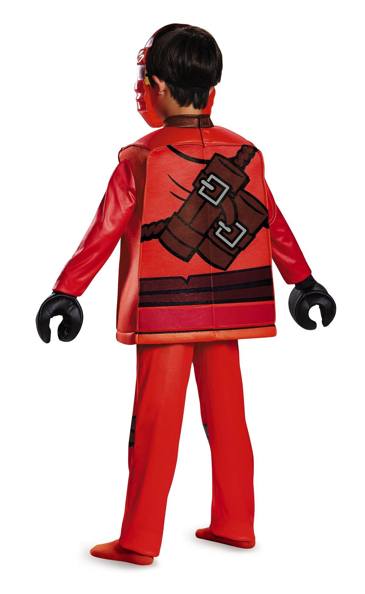 ... Kids Lego Ninjago Kai Boys Costume  sc 1 st  The Costume Land & Kids Lego Ninjago Kai Boys Costume | $47.99 | The Costume Land