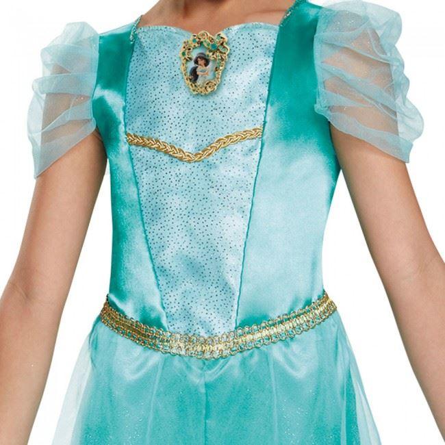 Kids Jasmine Disney Princess Girls Costume Kids Jasmine Disney Princess Girls Costume & Kids Jasmine Disney Princess Girls Costume | $18.89 | The Costume Land