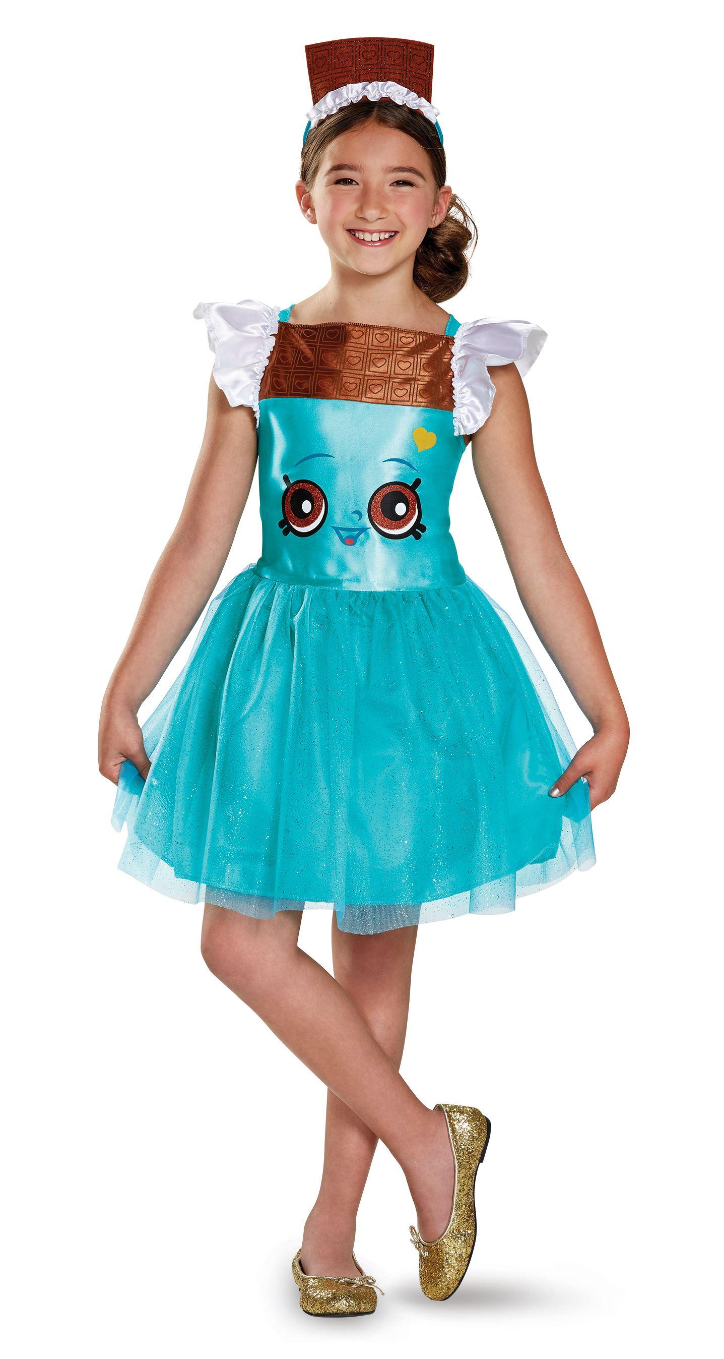 kids cheeky chocolate shopkins girls costume 23 99 the costume land