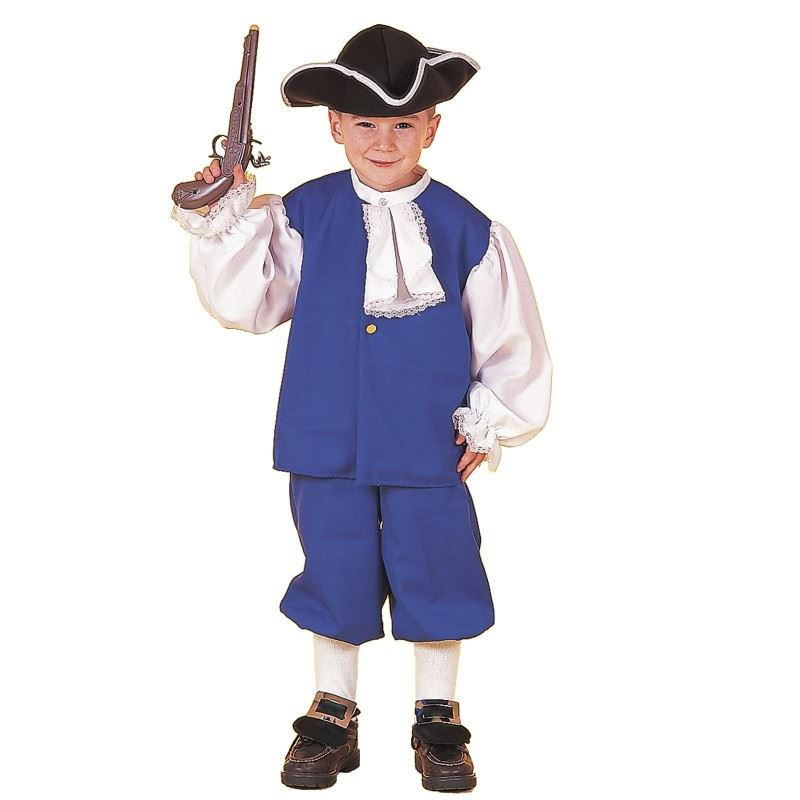 Kids Colonial Boy Costume 16 99 The Costume Land