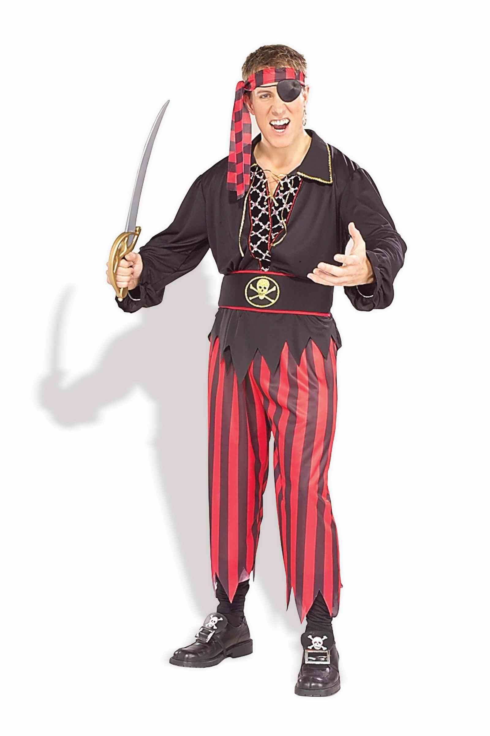 Mens Pirate Costumes Halloween Costumes | Buy Mens Pirate Costumes ...
