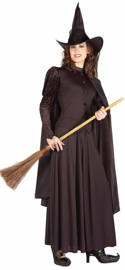 Adult Witch Costume Woman  sc 1 st  The Costume Land & Adult Witch Costume Woman | $39.99 | The Costume Land