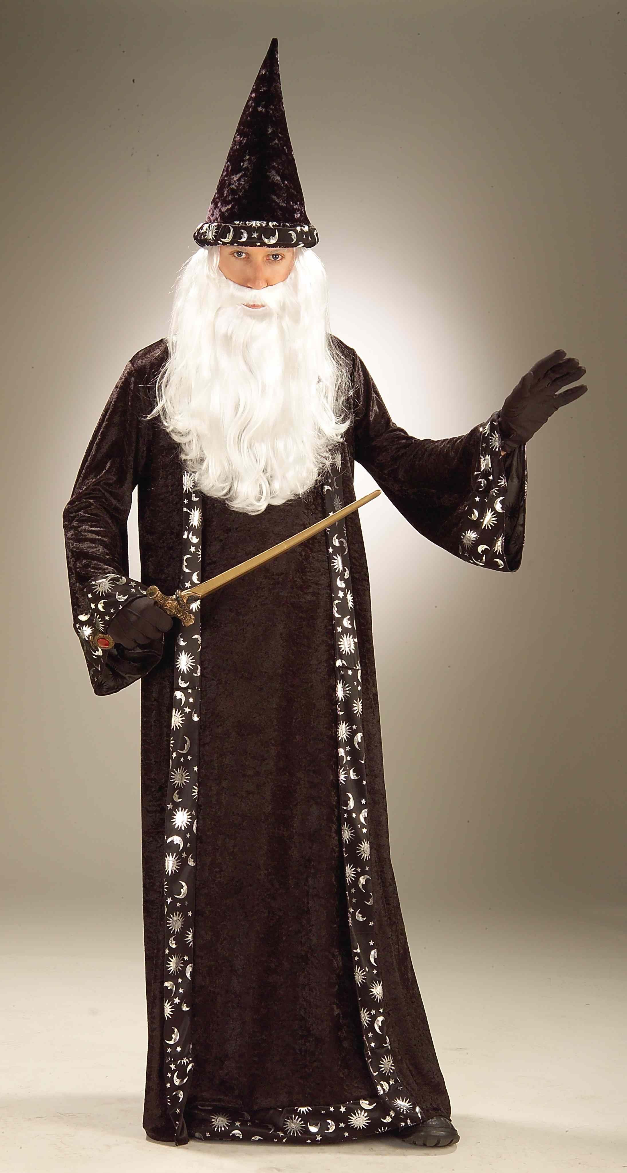 Костюм волшебника своими руками фото