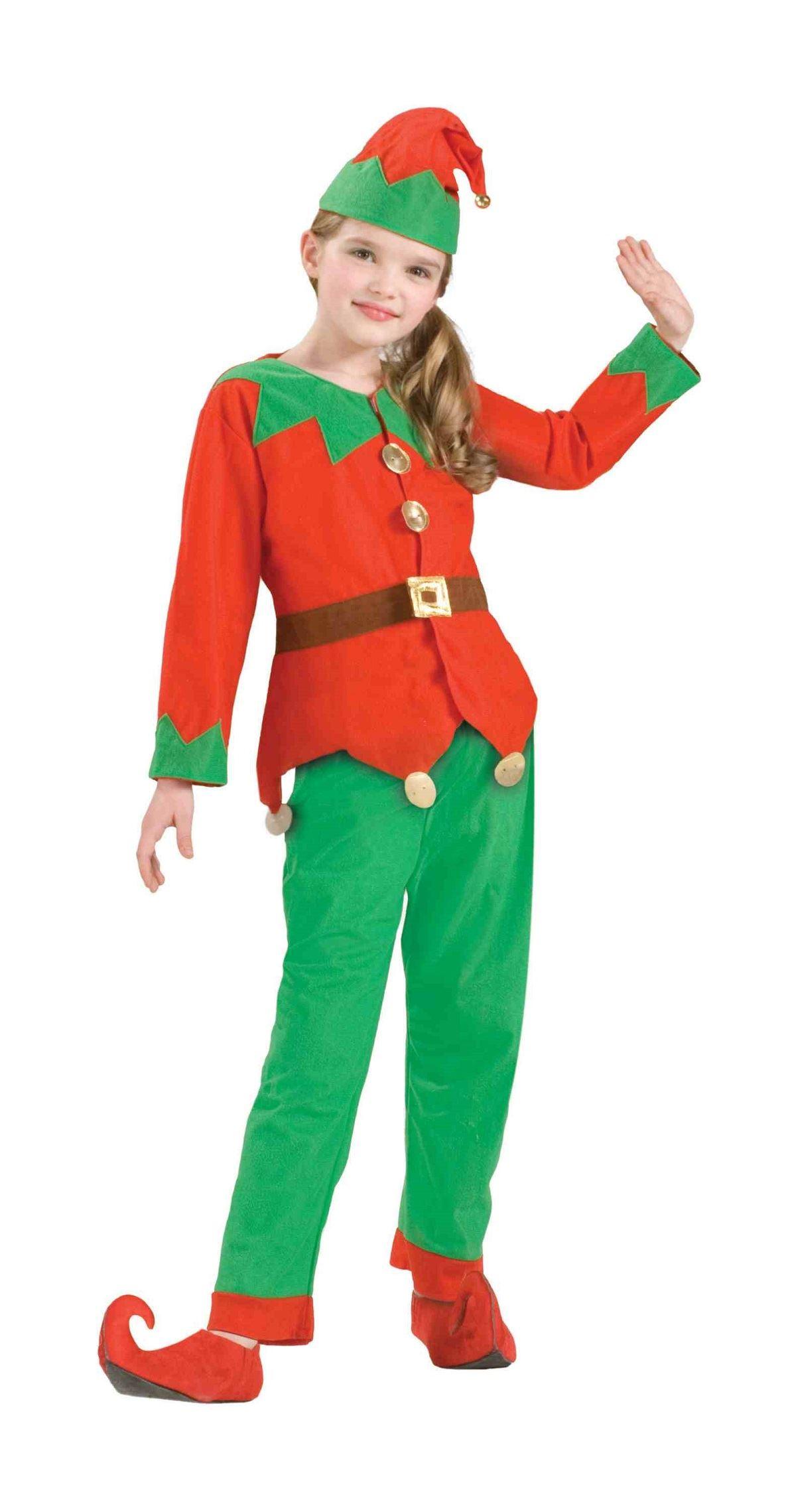 Kids Unisex Simply Elf Costume ...  sc 1 st  The Costume Land & Kids Unisex Simply Elf Costume   $18.99   The Costume Land