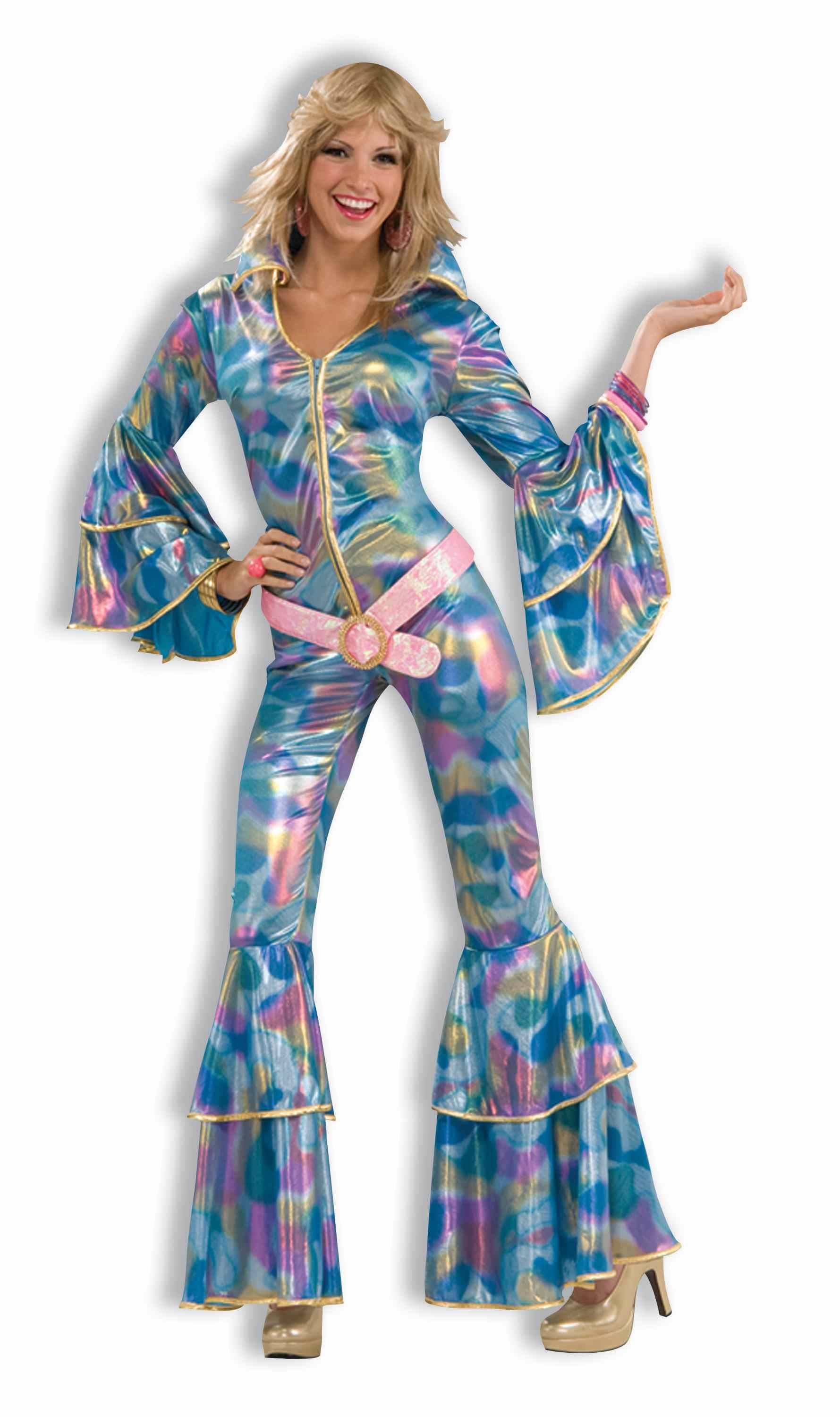 Adult Disco Mama Costume | $45.99 | The Costume Land