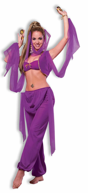 Adult Harem Dancer Arabian Woman Costume | $42.99 | The Costume Land