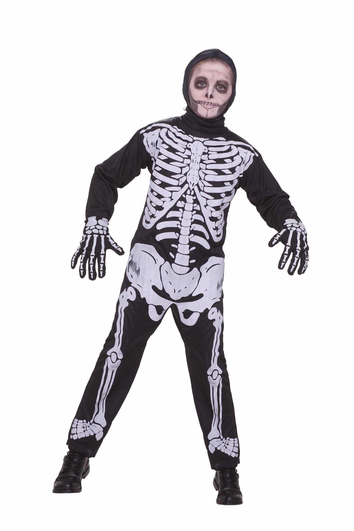 Kids Boys Classic Skeleton Halloween Costume   $19.99   The ...