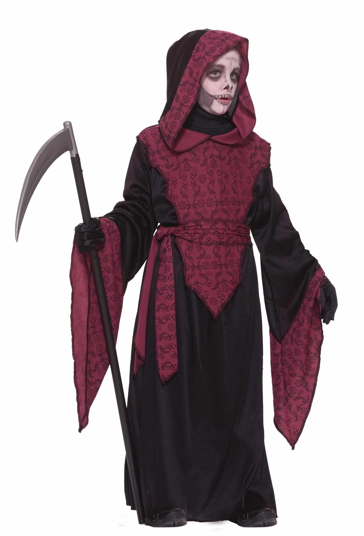 Kids Boys Classic Hooded Horror Robe | $9.99 | The Costume ...
