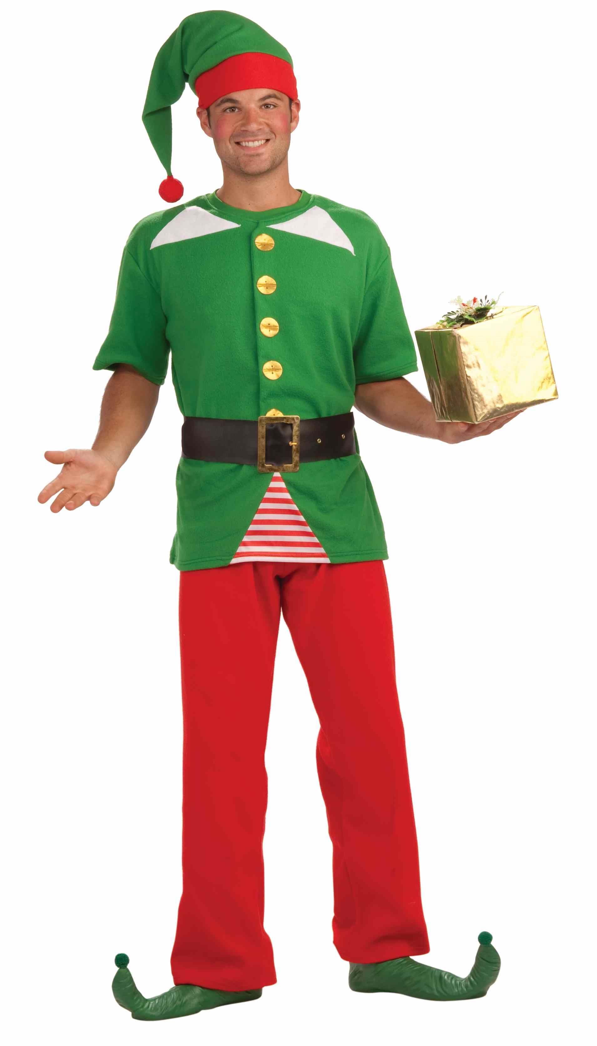 Mens sexy elf costume softcore photos