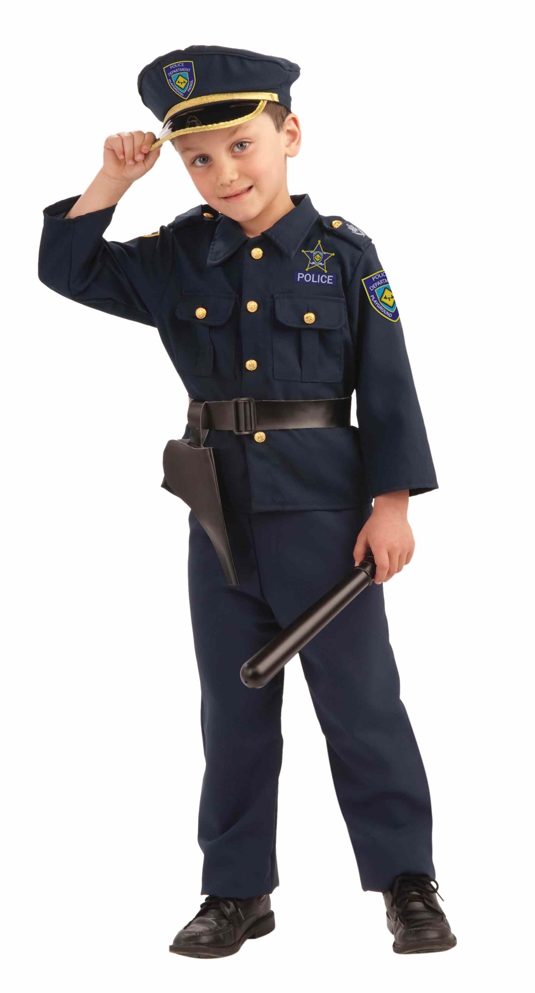 Костюм полицейского для мальчиков