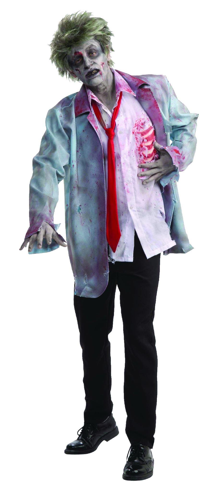 Костюм зомби своими руками фото