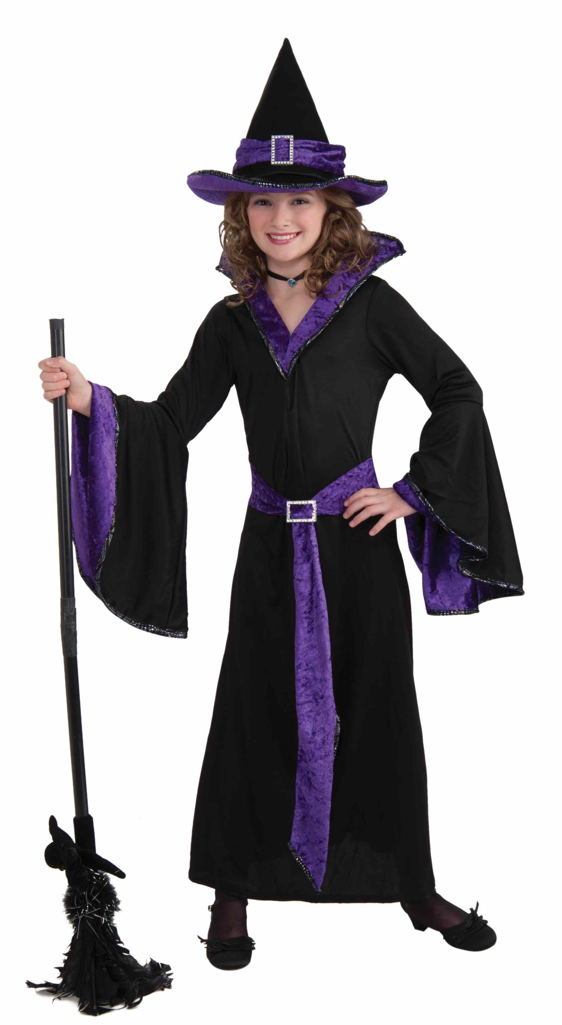 Kids Hocus Pocus Girls Witch Costume | $17.99 | The Costume Land