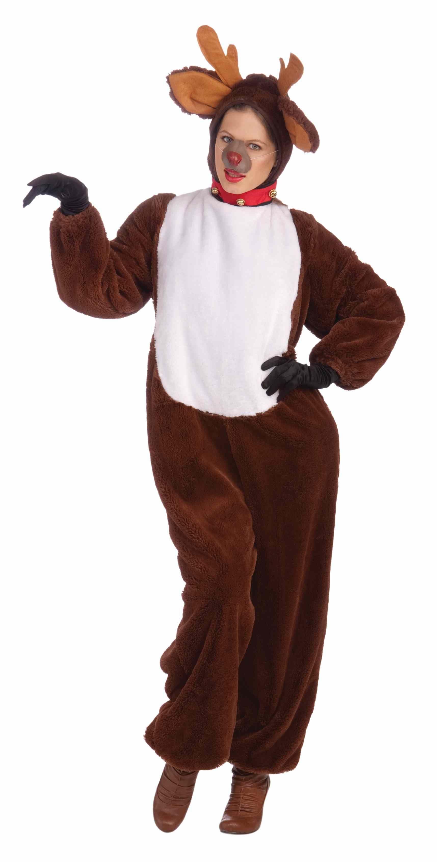 Reindeer Costume Costume Deluxe Reindeer