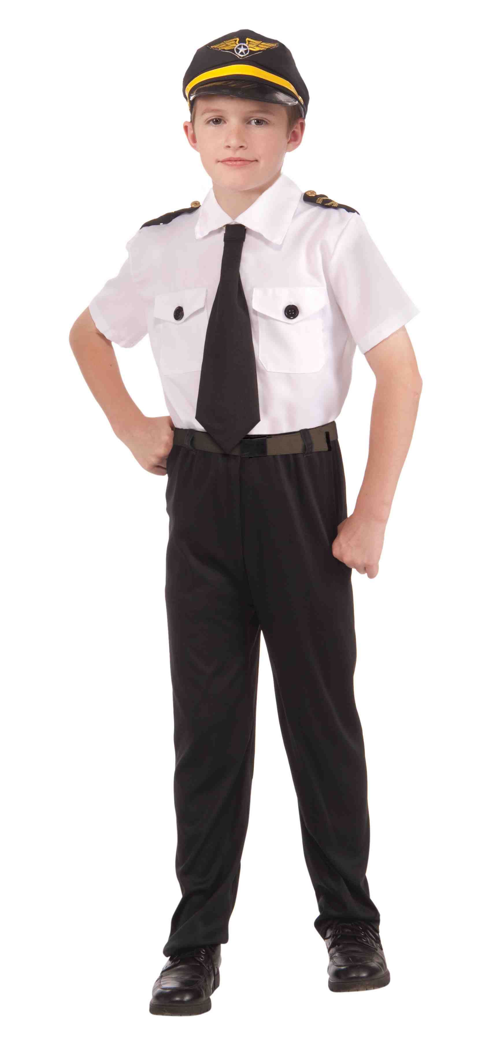 Kids Boys Instant Pilot Costume  sc 1 st  The Costume Land : halloween costumes kids boys  - Germanpascual.Com