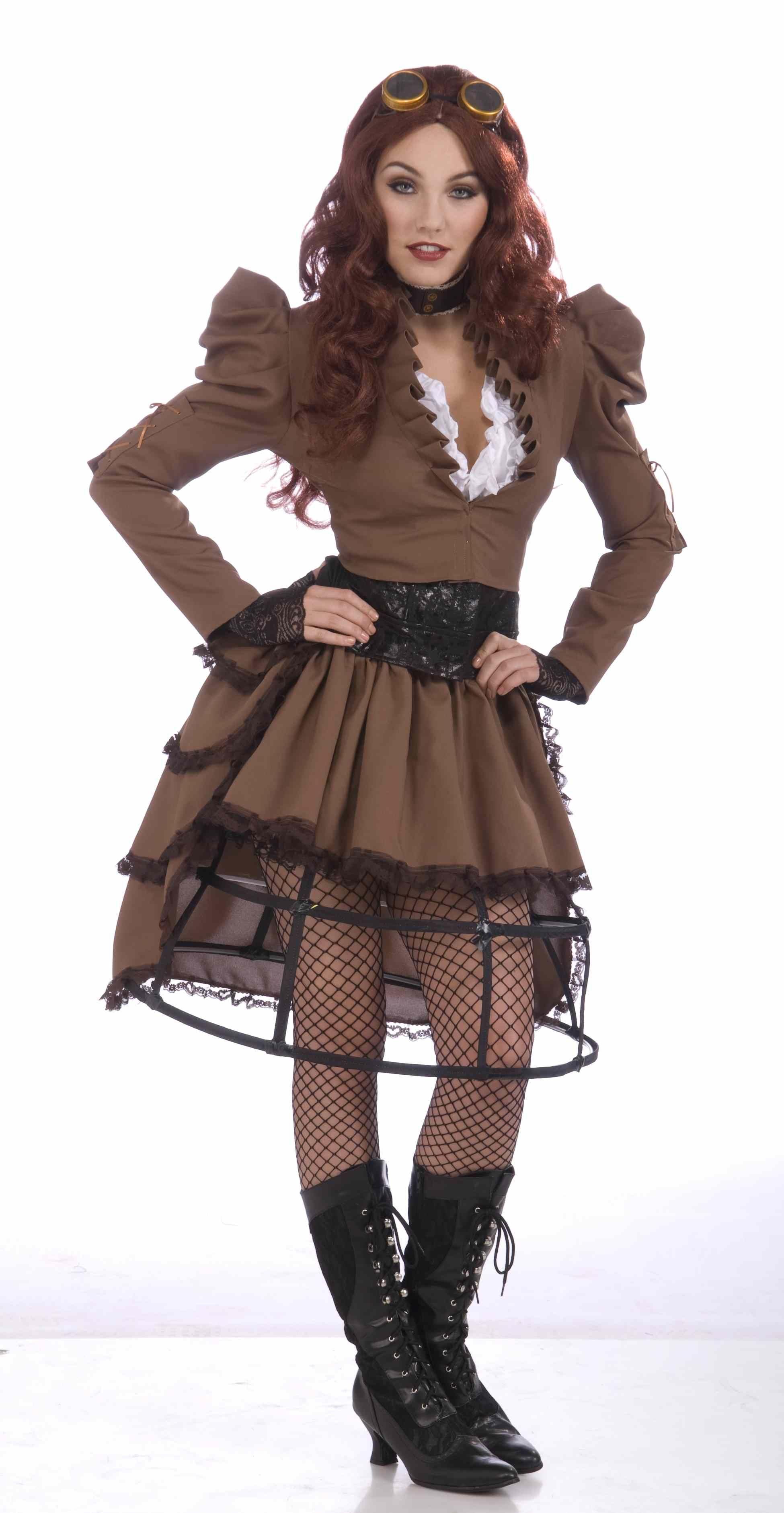Steampunk Fashion for Women Over 40 or 50 | Boomerinas.com