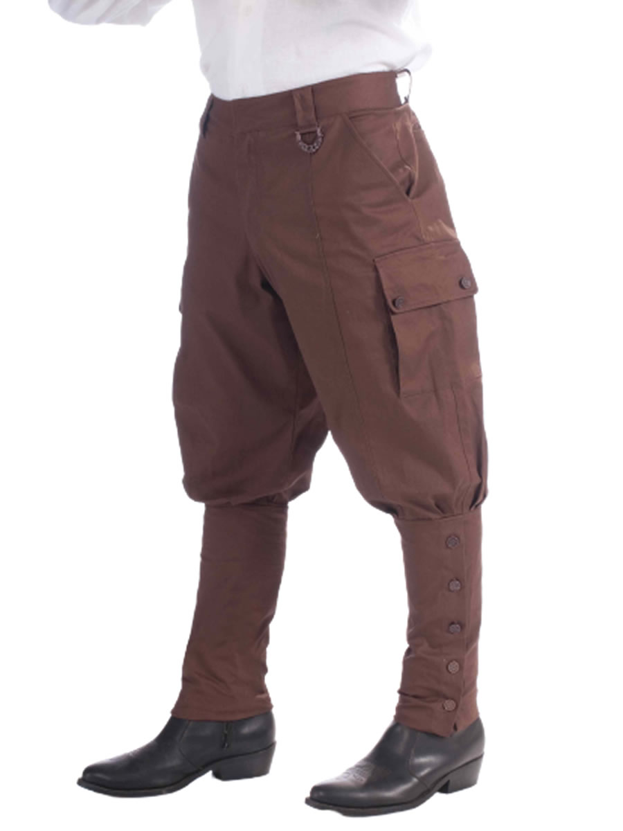 Adult Steampunk Men Pants | $21.99 | The Costume Land