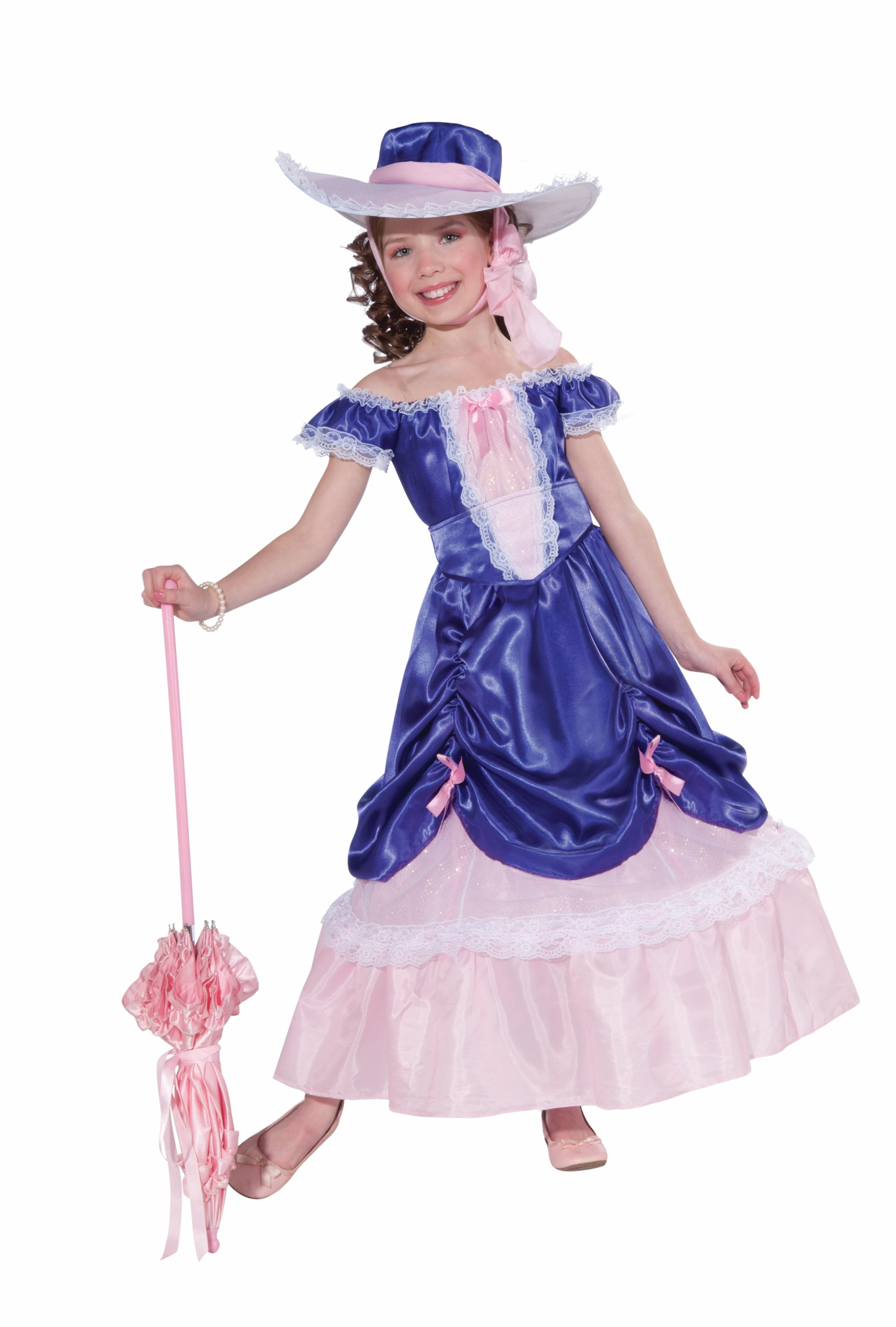 Kids Blossom Southern Belle Girls Costume   $33.99   The Costume Land