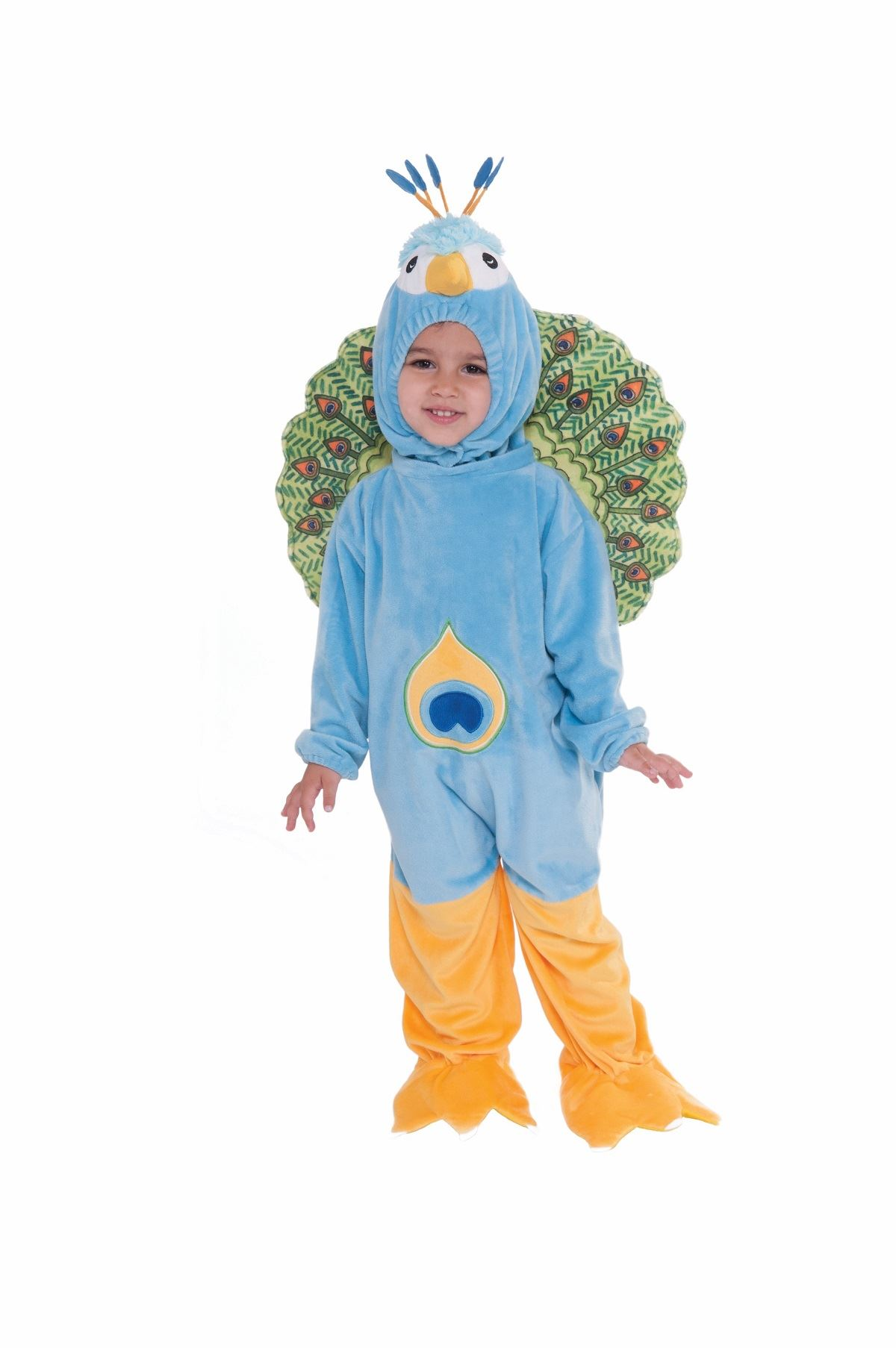 kids peacock toddler costume the costume land fn69976 peacock toddler kids halloween costumes peacock