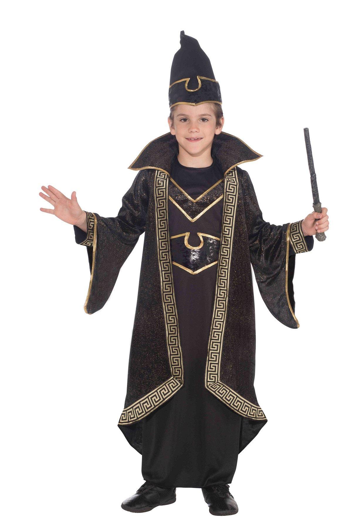 Kids Wizard Boys Designer Mystical Costume | $39.99 | The Costume Land