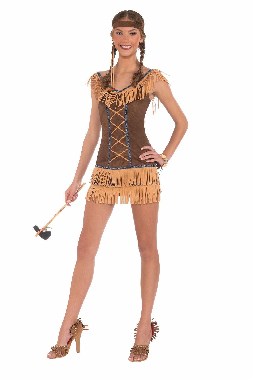 Adult Native American Princess Women Costume 30 99 The Costume Land