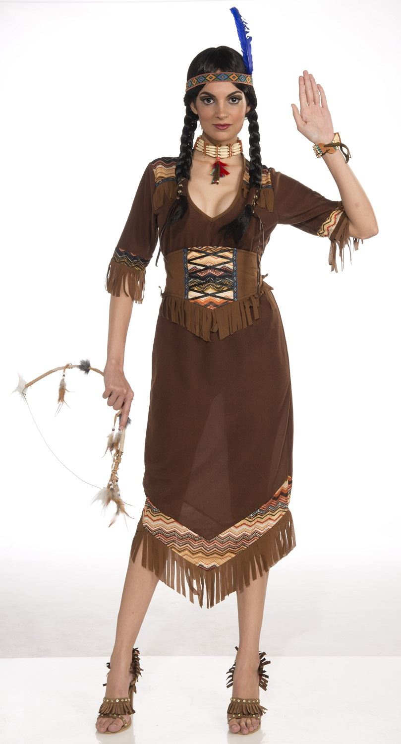 princess little deer women native american halloween costume - Native American Costume Halloween