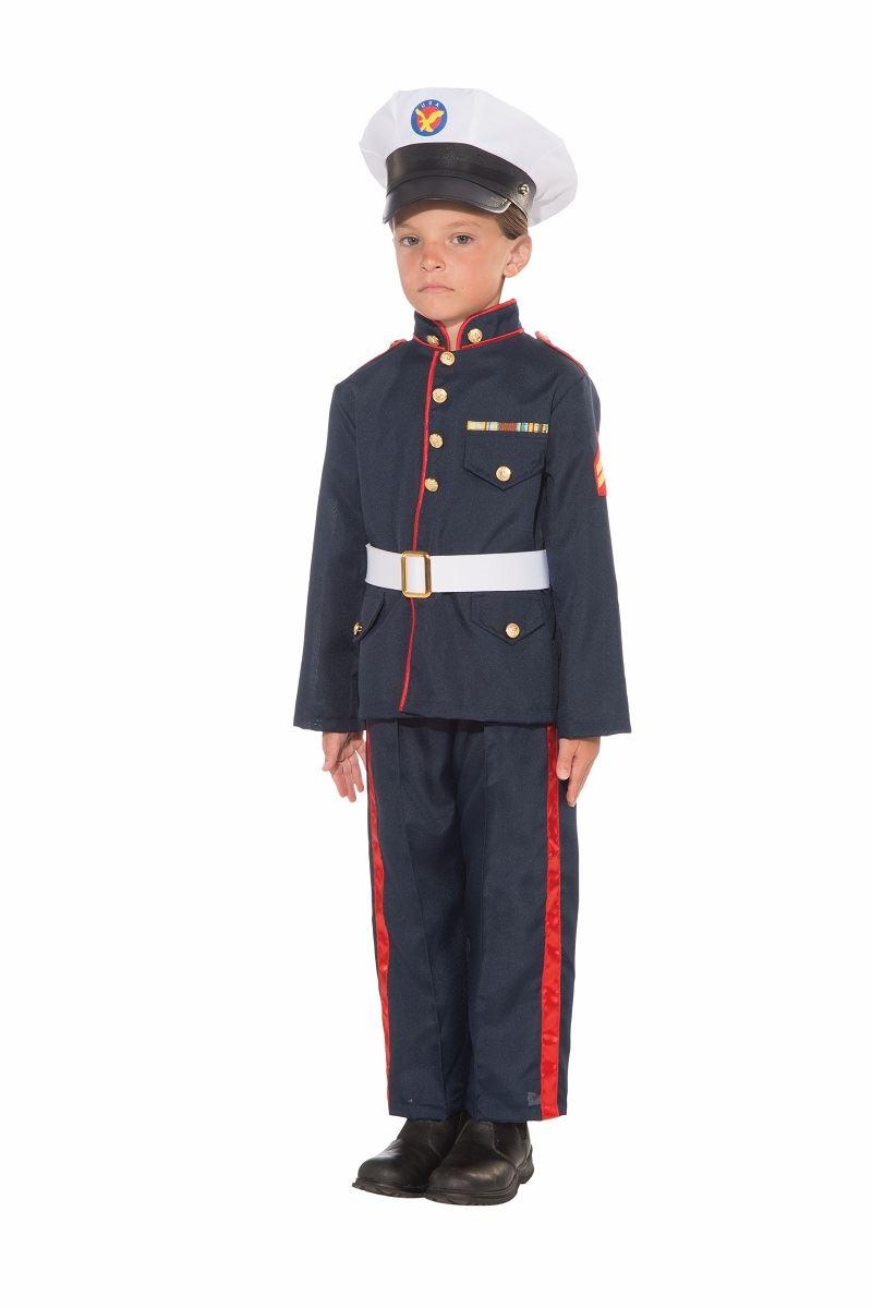 Kids Formal Marine Boys Halloween Costume | $32.99 | The Costume Land