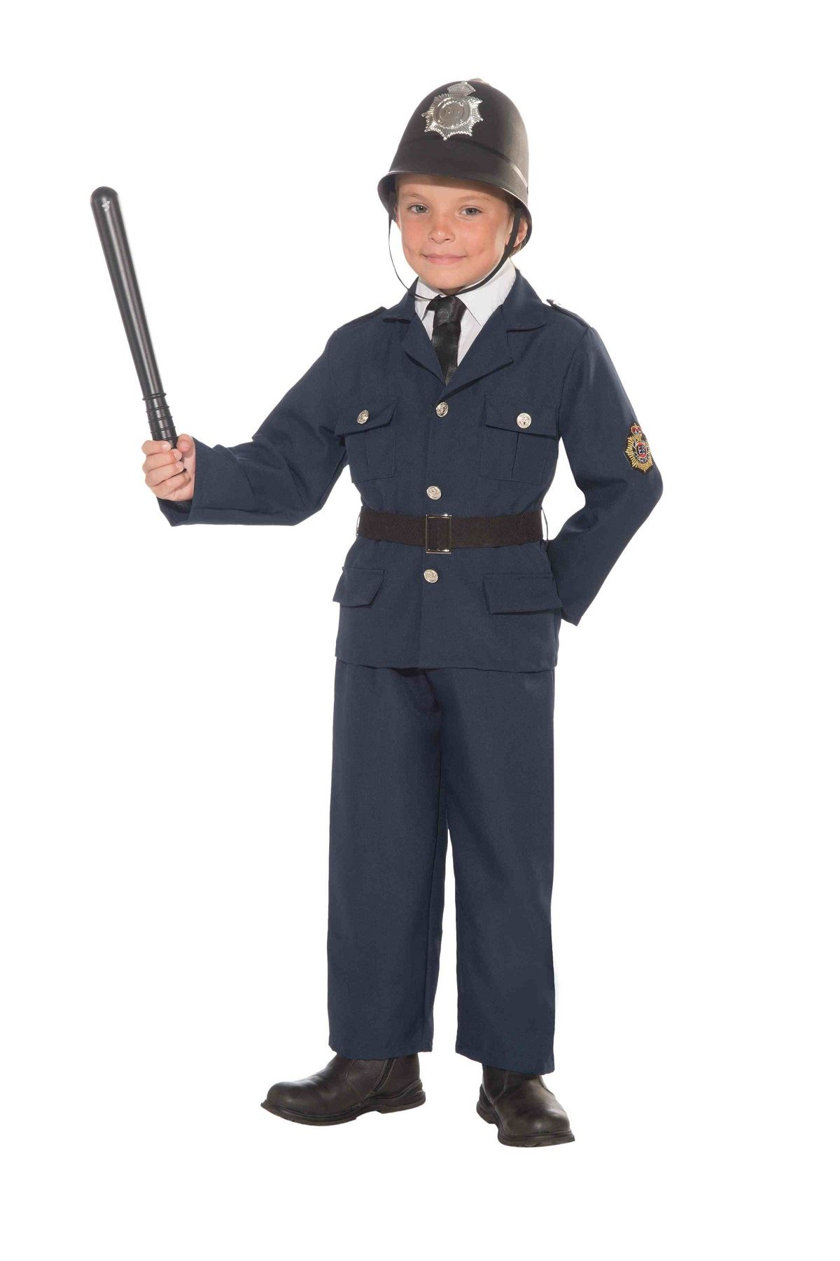 Kids Boys British Bobbie Police Costume  sc 1 st  The Costume Land & Kids Boys British Bobbie Police Costume | $36.99 | The Costume Land