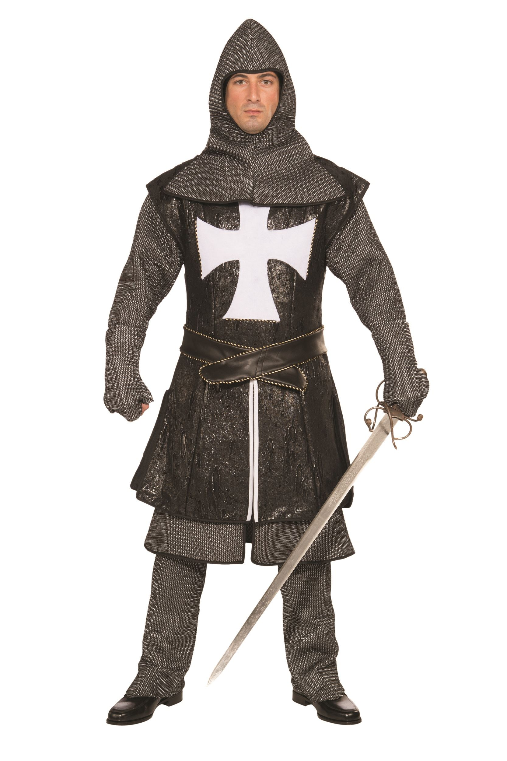 ... Mens Deluxe Costumes; Adult Deluxe Medieval Knight Men Designer  Collection. Click here to view Large Image