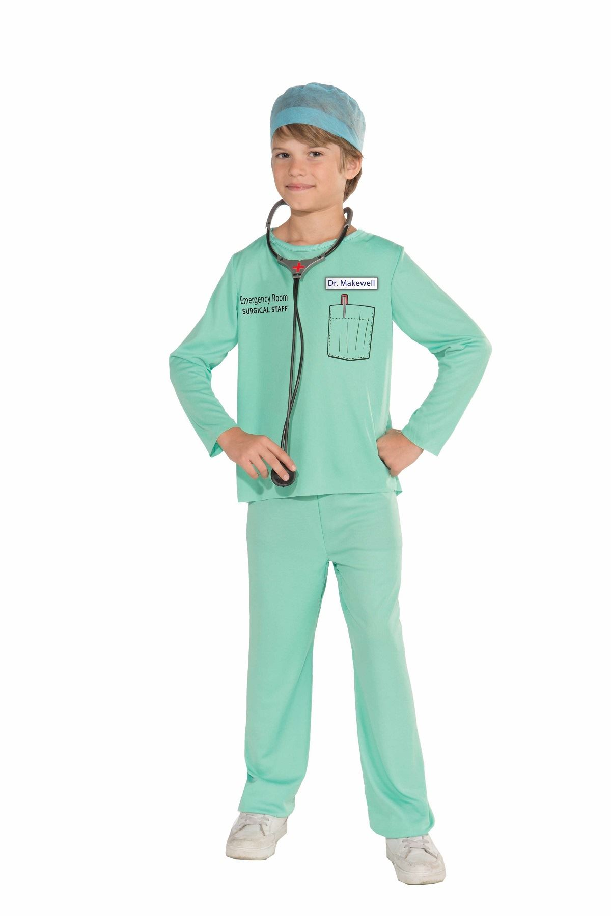 Kids Doctor Unisex Costume  sc 1 st  The Costume Land & Kids Doctor Unisex Costume | $14.99 | The Costume Land