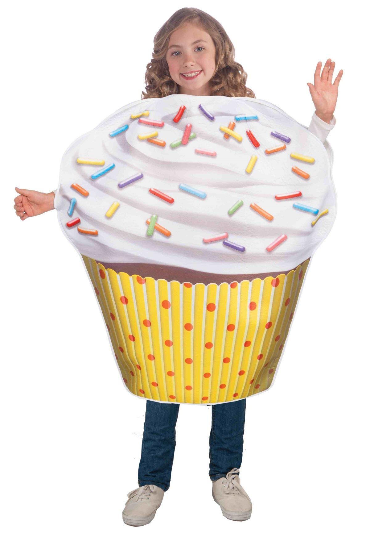 kids cupcake deluxe halloween costume - Halloween Costume Cupcake