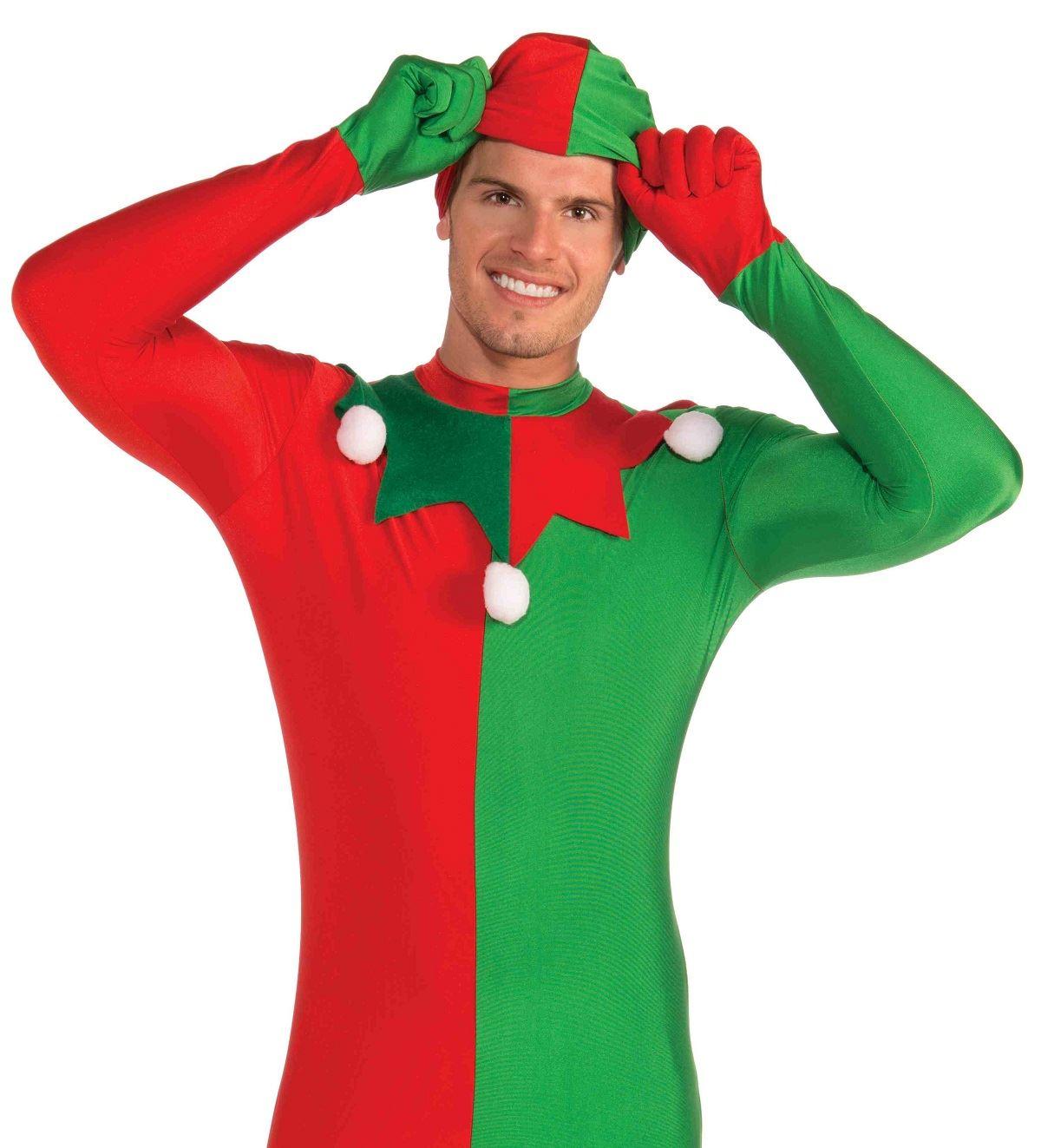 Adult Elf Bodysuit Men Deluxe Costume Adult Elf Bodysuit Men Deluxe Costume  sc 1 st  The Costume Land & Adult Elf Bodysuit Men Deluxe Costume | $34.99 | The Costume Land