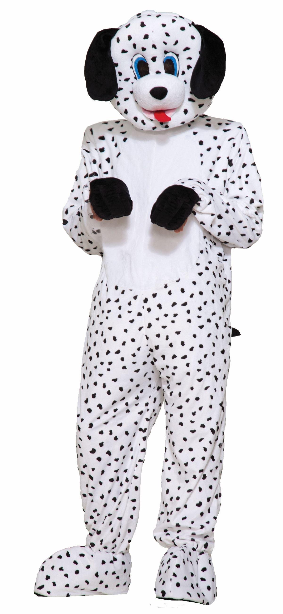 Adult Dalmatian Mascot Costume ...  sc 1 st  The Costume Land & Adult Dalmatian Mascot Costume   $61.99   The Costume Land