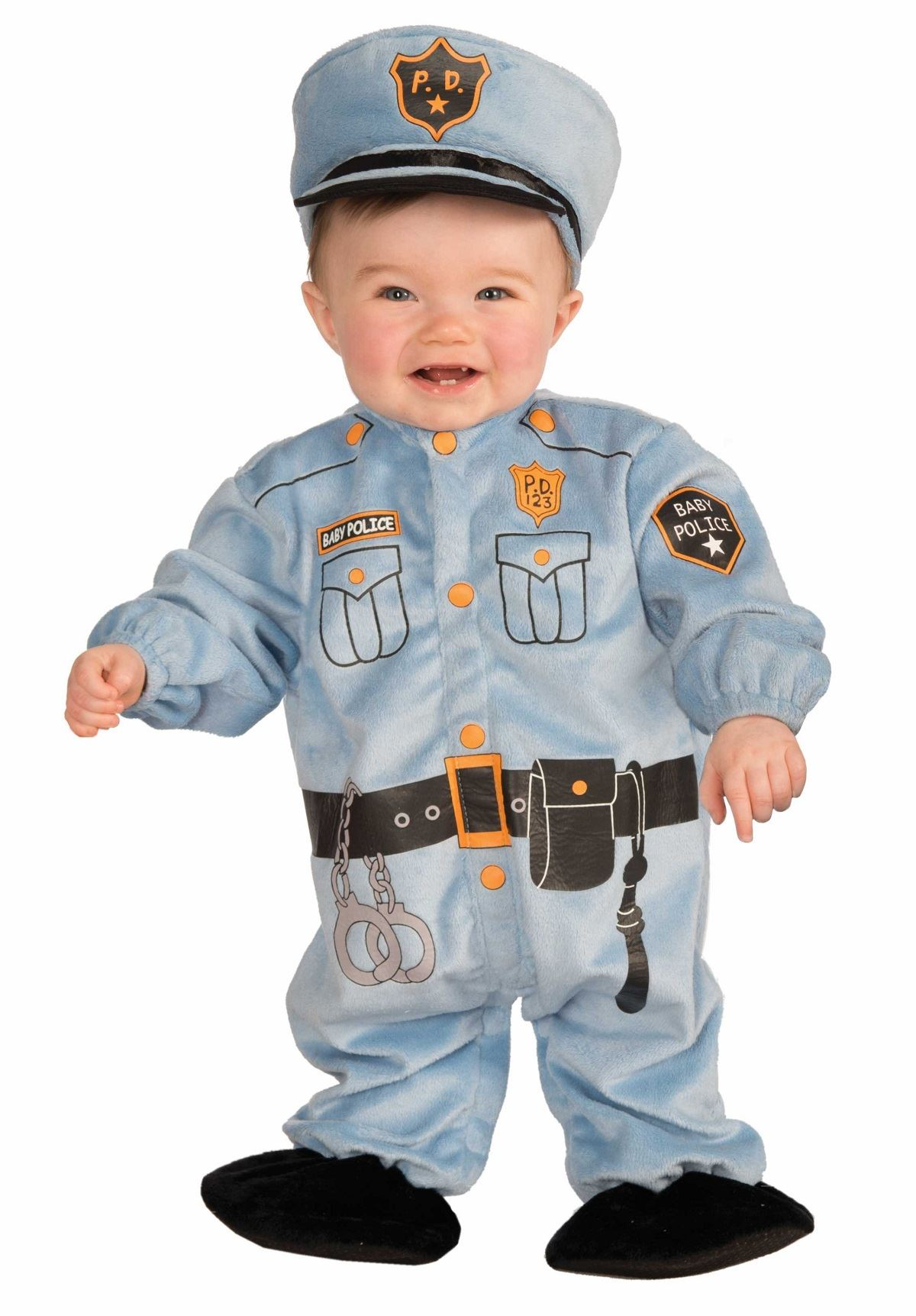 Kids Police Man Toddler Costume  sc 1 st  The Costume Land & Kids Police Man Toddler Costume | $15.99 | The Costume Land