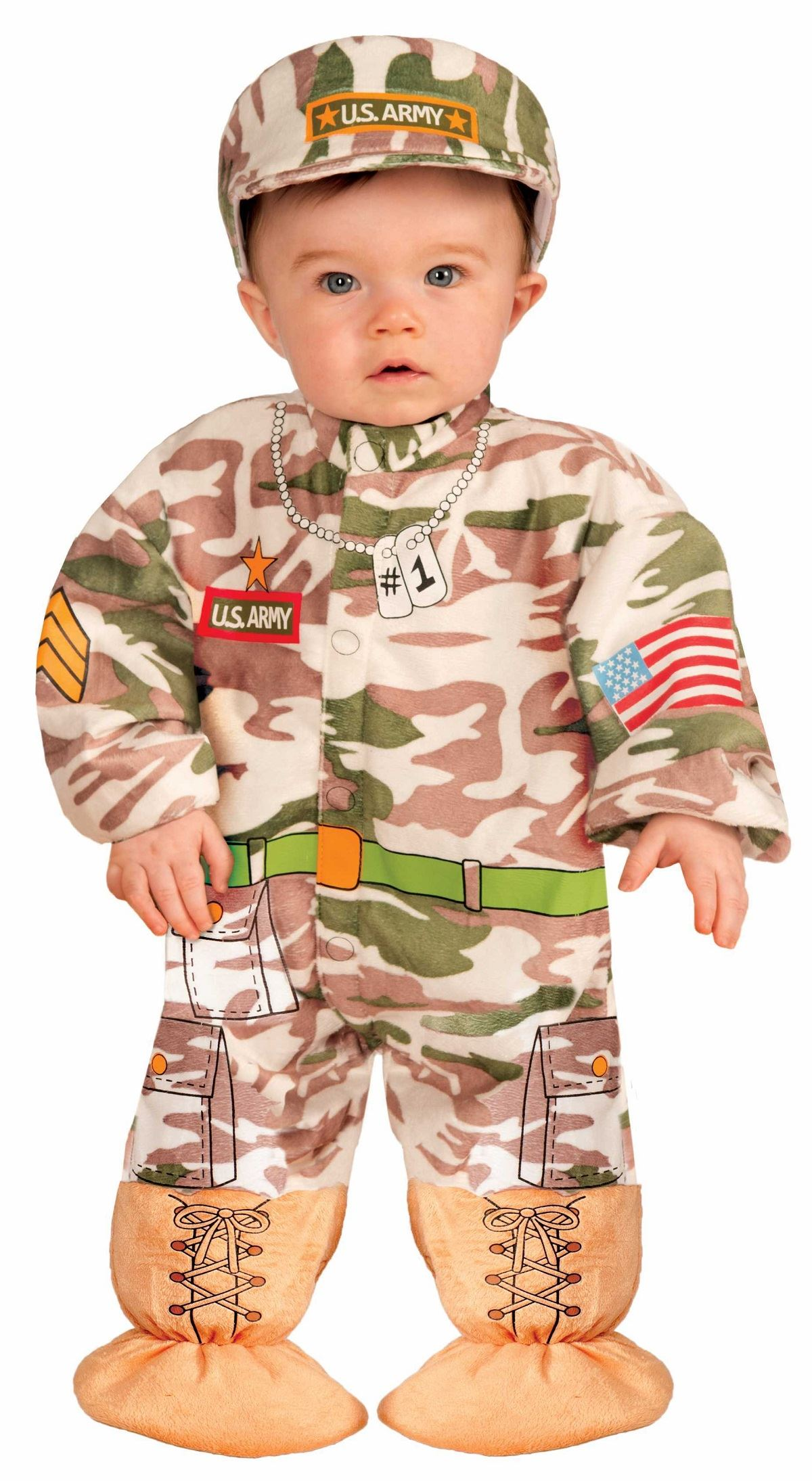 Kids Army Soldier Toddler Costume  sc 1 st  The Costume Land & Kids Army Soldier Toddler Costume | $15.99 | The Costume Land