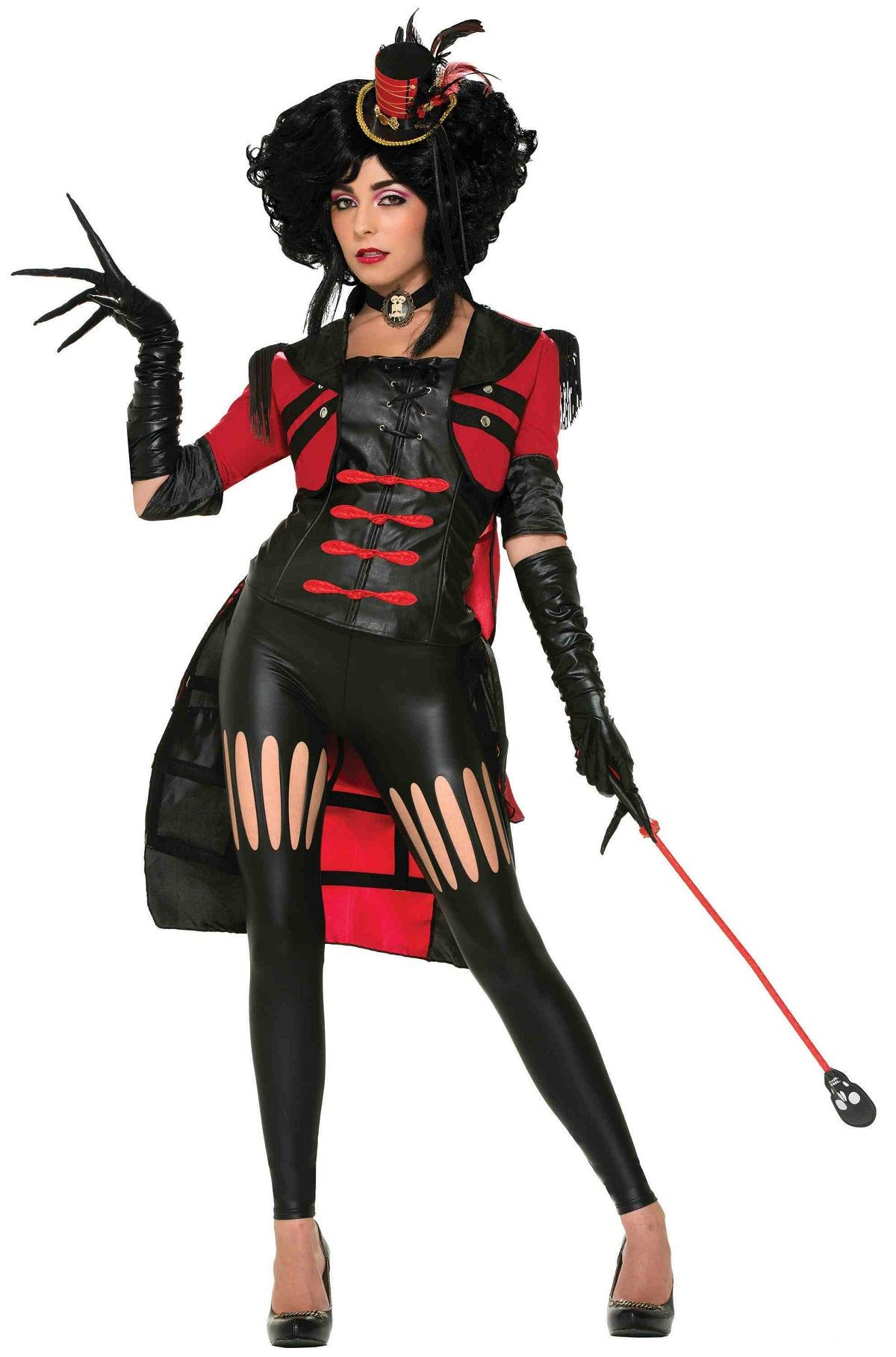 Lion Tamer Women Wicked Ring Master Costume  sc 1 st  The Costume Land & Sports u0026 School Girl Costumes Halloween Costumes | Buy Sports ...