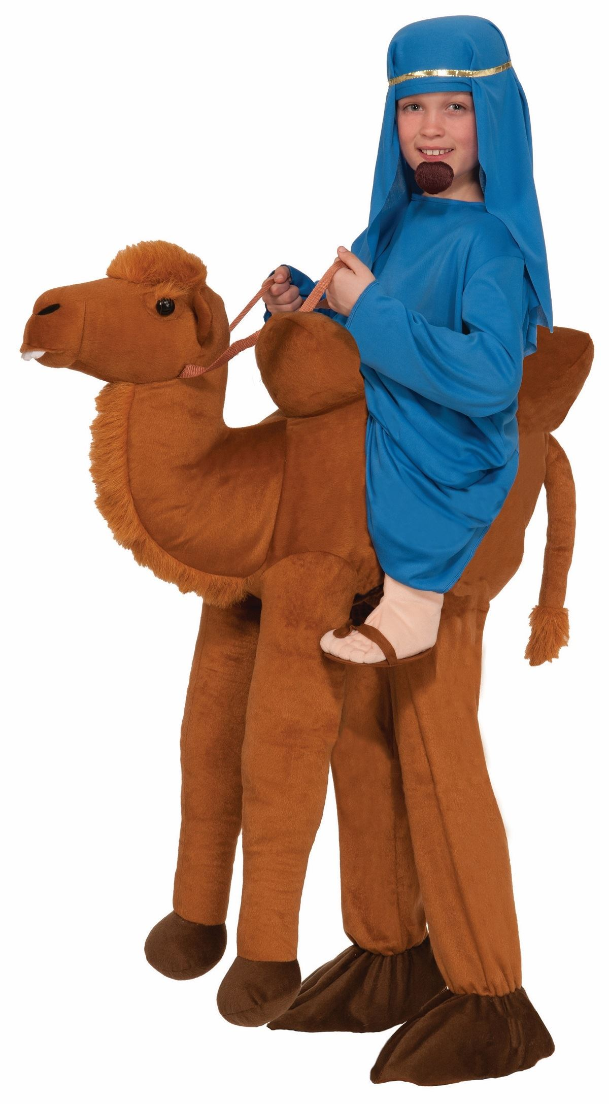 Gumby Costume Kids on Kids Animal Costume