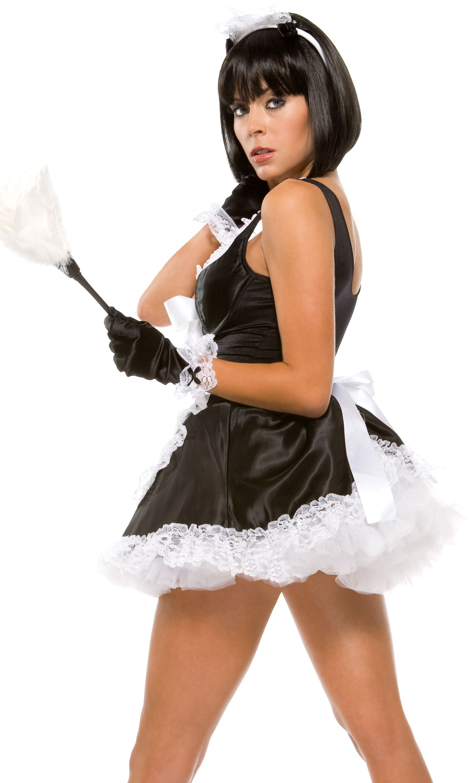Adult domesticated delight french maid costume 5599 the adult domesticated delight french maid costume adult domesticated delight french maid costume solutioingenieria Gallery