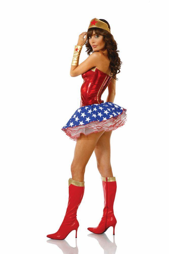 Women Superhero Costume Ideas